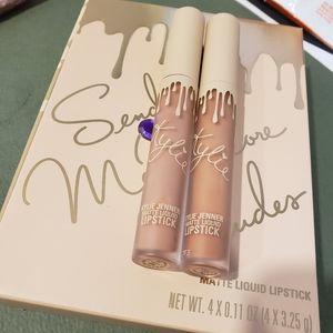 Kylie Cosmetics Send Me Nudes Liquid Lipstick